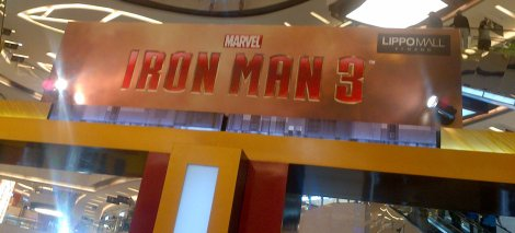 Premiere Iron Man 3