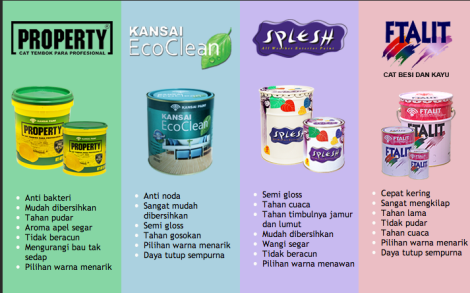 Decorative Products Kansai Paint