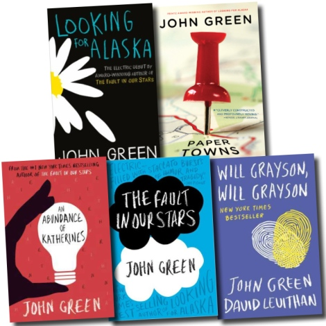 John Green's Books